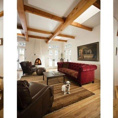 Historic Remodel in Santa Fe, New Mexico | Historic Adobe Home Remodel | Prull Custom Builders