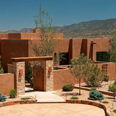 Prull.com | Prull Custom Builders Santa Fe NM | Monte Sereno Transitional