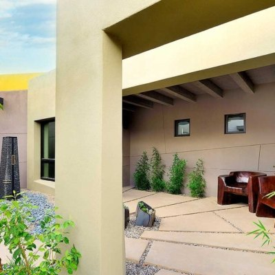 Prull.com | Prull Custom Builders Santa Fe NM | Tano Corridor