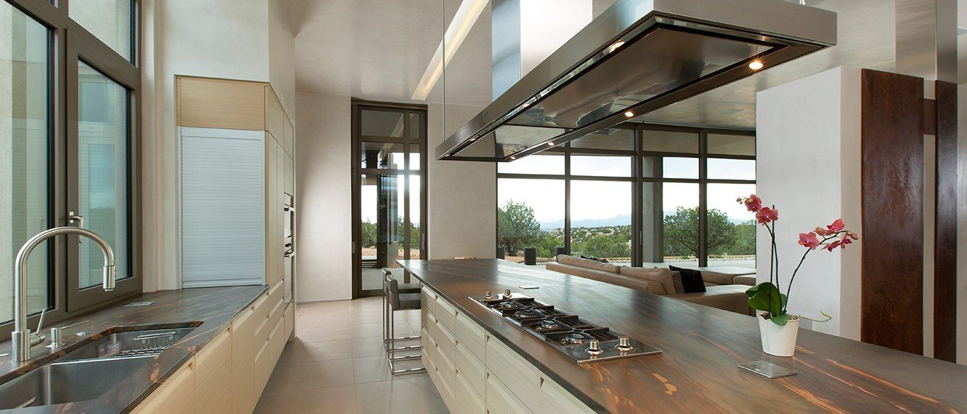 kitchens & baths - prull builders in santa fe, new mexico