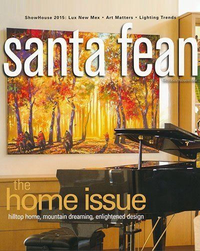 Santa Fean Oct/Nov 2015